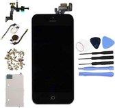 Voor Apple iPhone 5 - AA+ Voorgemonteerd LCD scherm Zwart & Tools