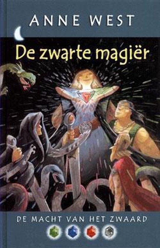 De Zwarte Magier - Anne West |