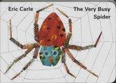 Boek cover Very Busy Spider van Eric Carle