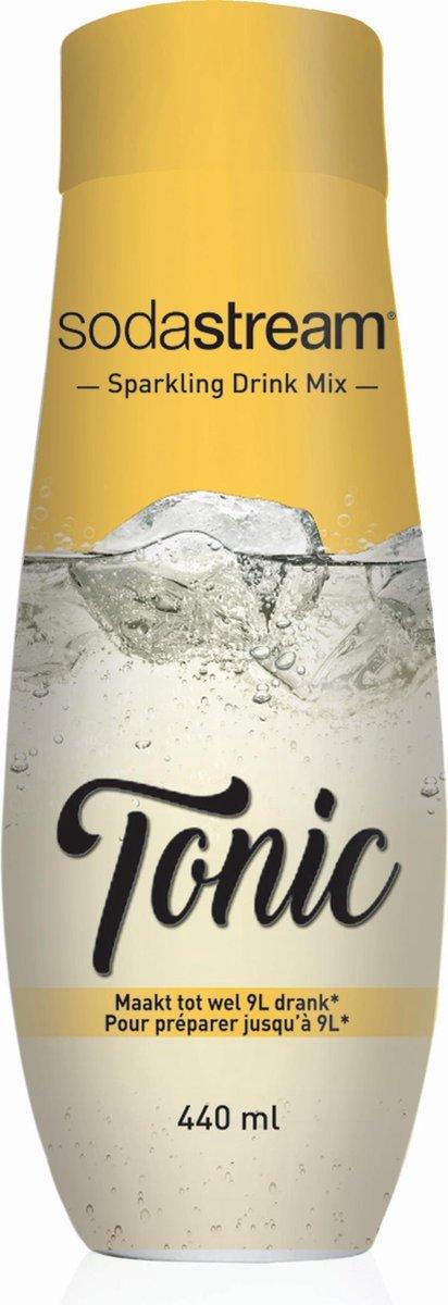 SodaStream siroop Classic Tonic - 440ml - SodaStream