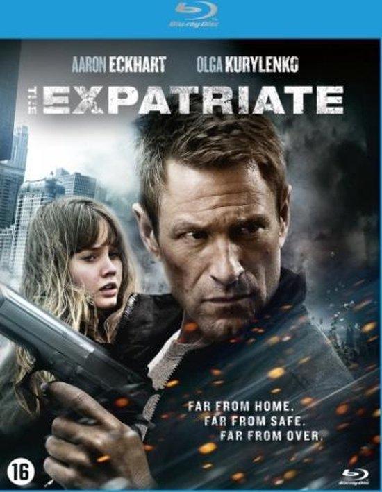 Cover van de film 'The Expatriate'