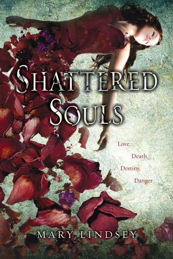 Omslag van Shattered Souls