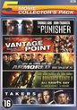 Punisher/Vantage Point/Armored/Boondock Saints II- All Saints Day/Takers