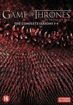 Game Of Thrones - Seizoen 1 t/m 4