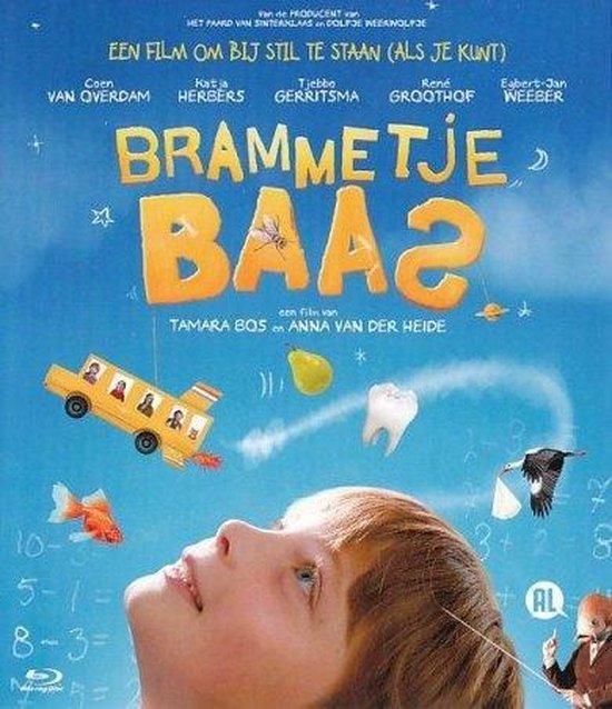 Cover van de film 'Brammetje Baas'