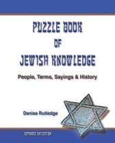 Puzzle Book of Jewish Knowledge