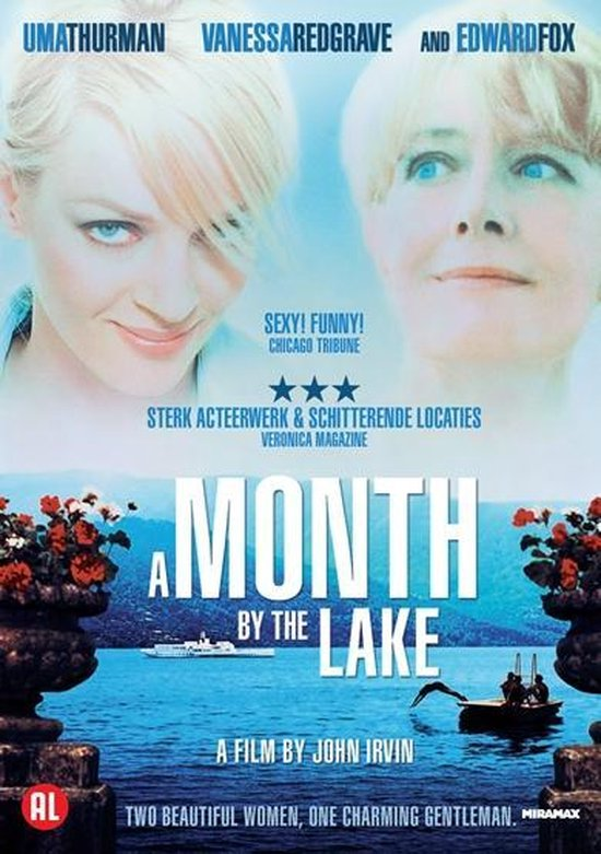 Cover van de film 'A Month By The Lake'