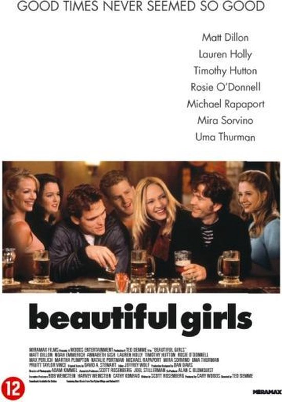 Cover van de film 'Beautiful Girls'