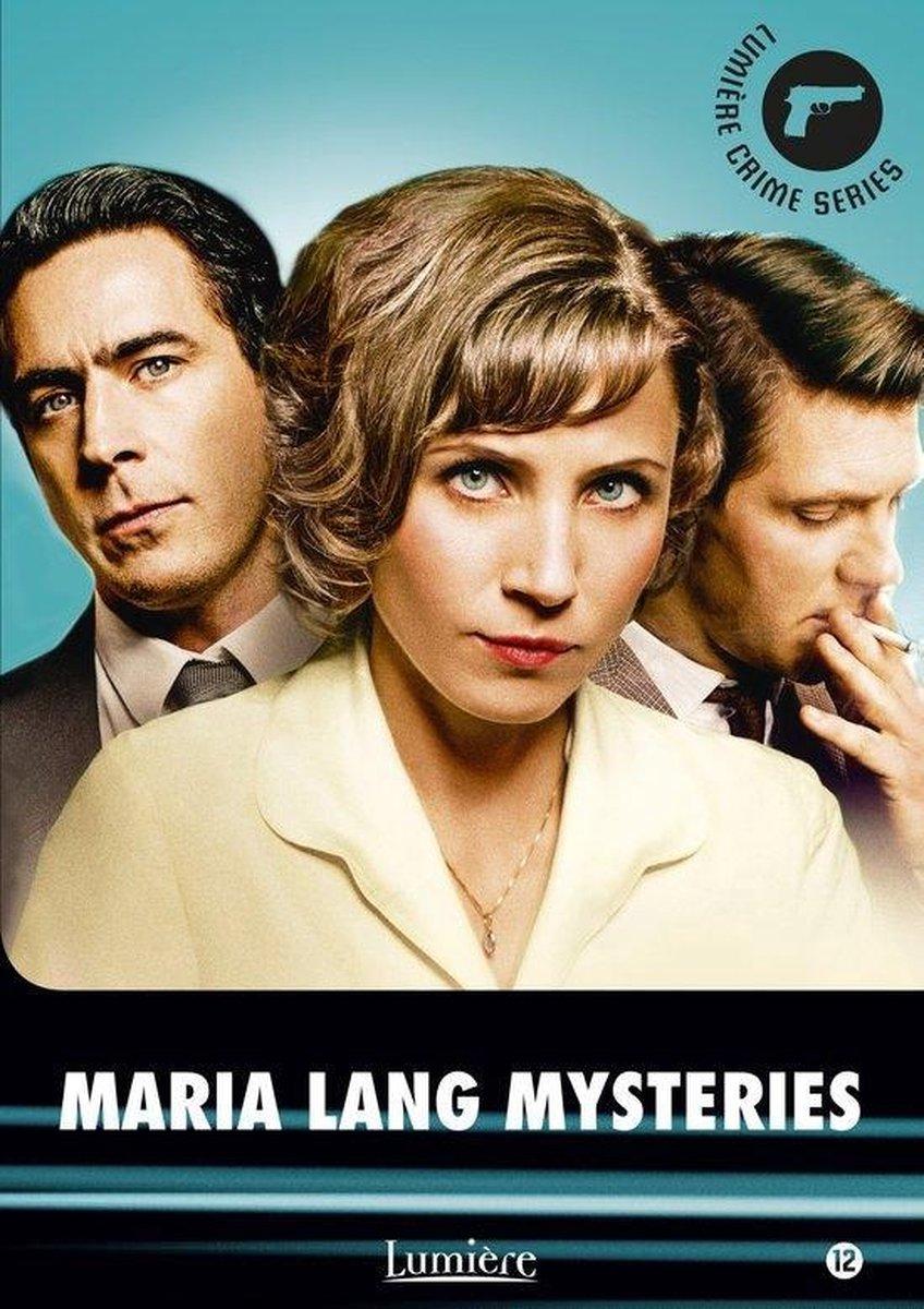 Maria Lang Mysteries - Tv Series
