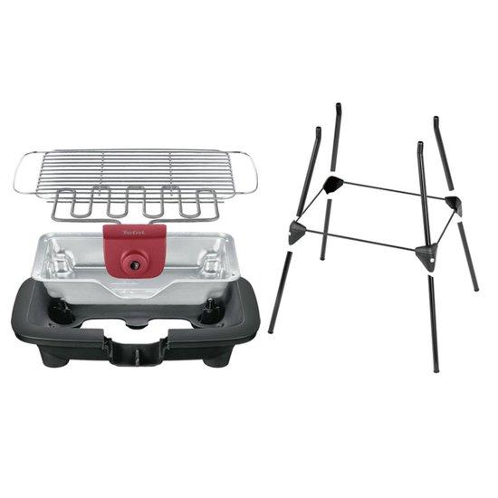 Tefal EasyGrill Elektrische Tafelbarbecue - 35x42 cm - 2300W