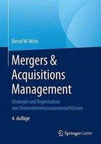 Mergers & Acquisitions Management