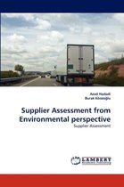 Supplier Assessment from Environmental Perspective