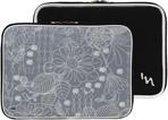 T'nB SLR133 notebooktas 33,8 cm (13.3'') Opbergmap/sleeve Grijs