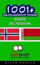 1001+ Grunnleggende Fraser Norsk - Belarusian