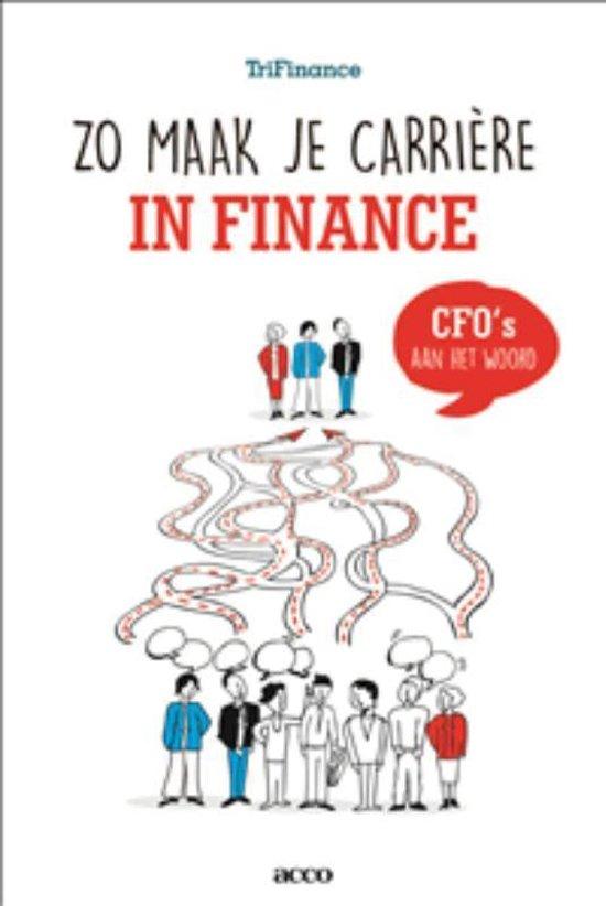 Zo maak je carrière in finance - Trifinance pdf epub