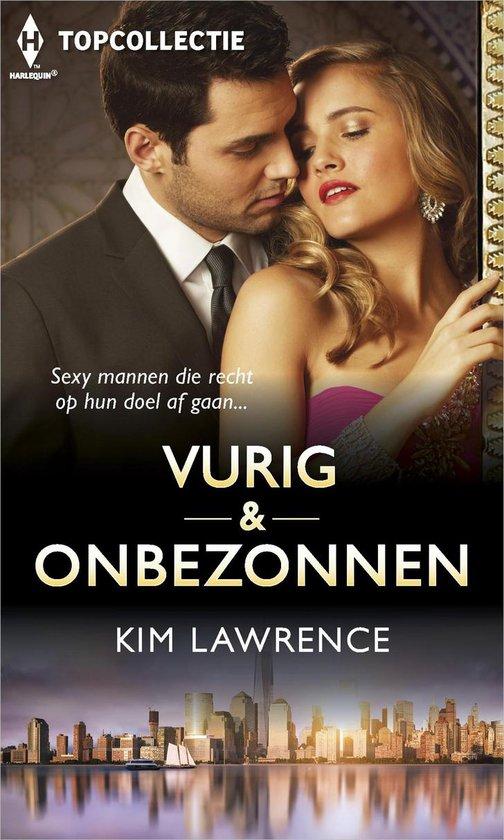 Topcollectie 72 - Vurig & onbezonnen (3-in-1) - Kim Lawrence |
