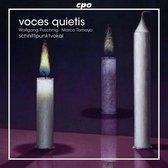 Voces Quietis: Songs Karinthie