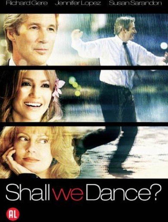 Cover van de film 'Shall We Dance'