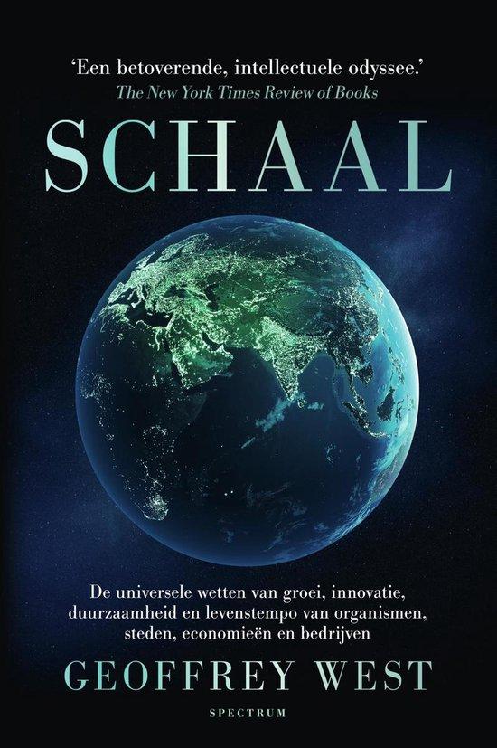 Schaal - Geoffrey West | Fthsonline.com