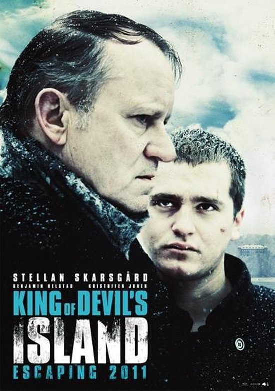 Cover van de film 'King Of Devil's Island'