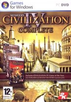 Civilization 4 + Warlords & Beyond The Sword