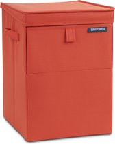 Brabantia Stapelbare Wasmand - 35 l - Warm Red