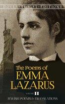 The Poems of Emma Lazarus, Volume II