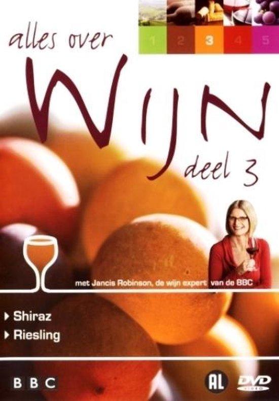Cover van de film 'Alles Over Wijn Deel 3'