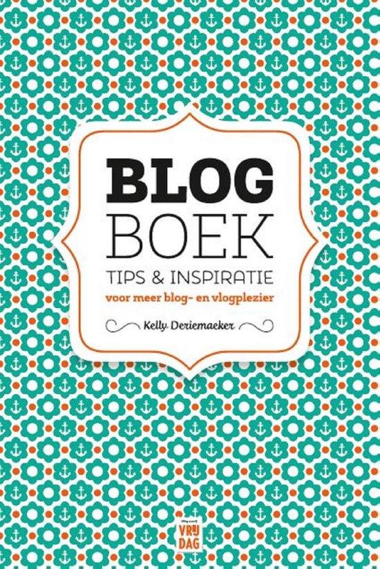 Blogboek - Kelly Deriemaeker pdf epub