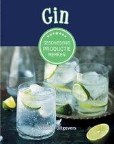 Boek cover Gin van Jens Dreisbach
