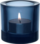 Iittala Kivi sfeerlicht 50mm regenblauw