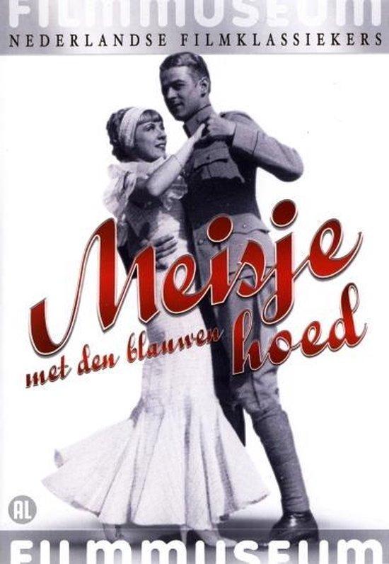 Cover van de film 'Het Meisjes met den Blauwe Hoed - Nederlandse Filmklassiekers'