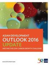Asian Development Outlook 2016 Update