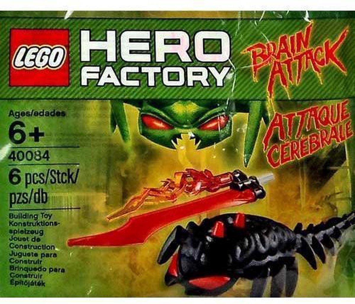 LEGO Hero Factory Brain Attack - 40084 (Polybag)