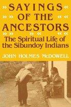 Sayings of the Ancestors