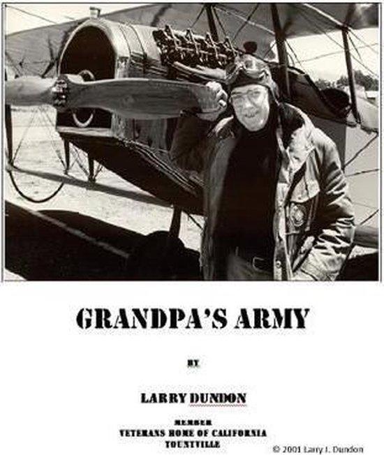 Omslag van Grandpa's Army