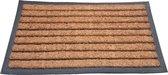 Deurmat Kokos / Rubber 40x70 cm - Streep