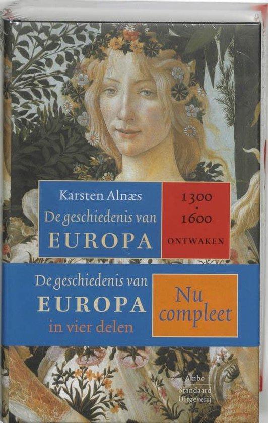 Geschiedenis van Europa 1300 - 1600 / 1 - Karsten Alnaes |