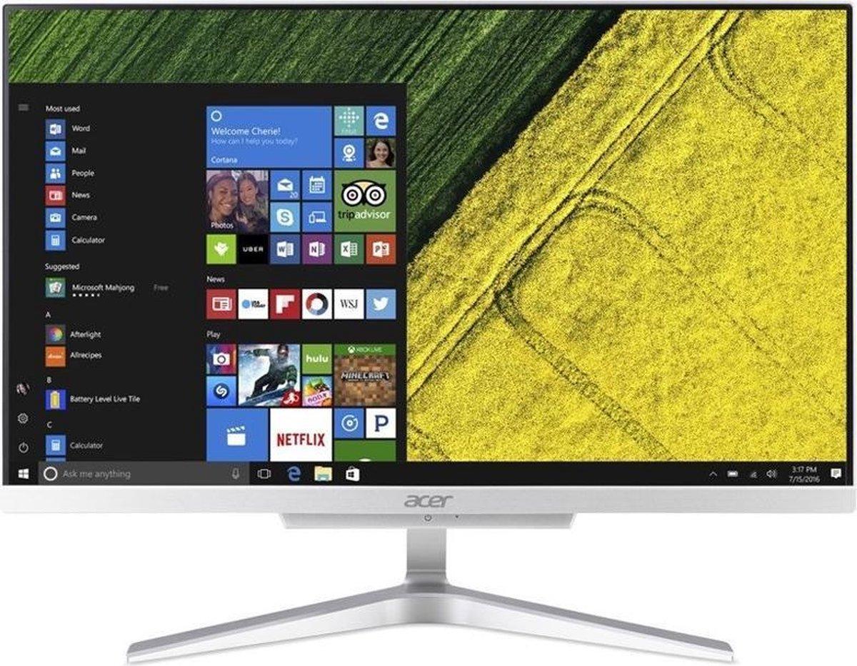 Acer Aspire C24-860 23.8 Intel Core i5 256GB SSD All-in-One Desktop
