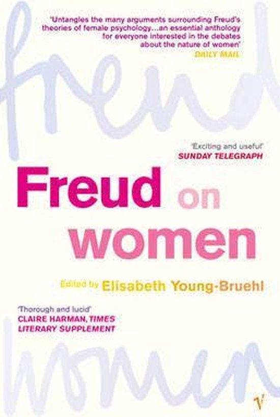 Boek cover Freud on Women van Elisabeth Young-Bruehl (Onbekend)