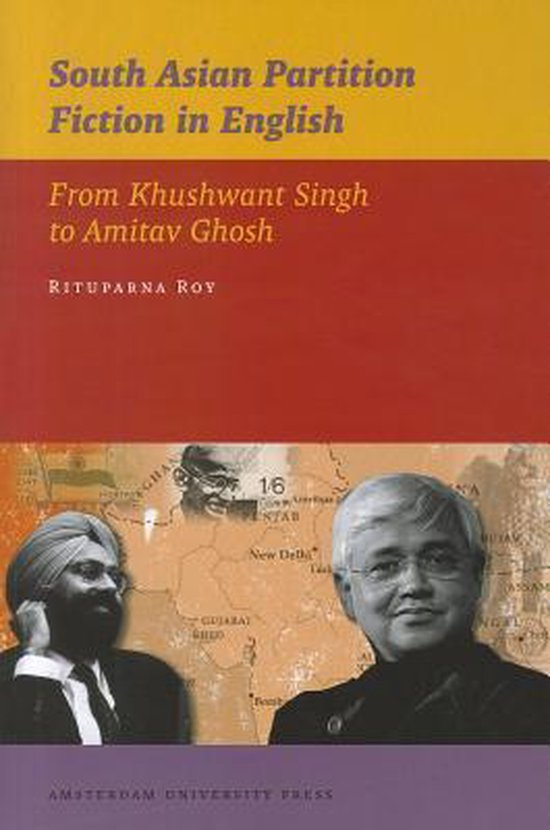 IIAS Publications Series - South Asian partition fiction in english - Rituparna Roy pdf epub