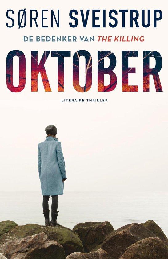 Boek cover Oktober van SØRen Sveistrup (Onbekend)