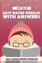 Easy Maths Puzzles with Answers