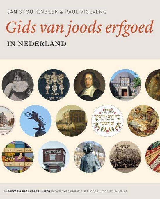 Gids van joods erfgoed in Nederland - Jan Stoutenbeek |