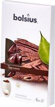 Bolsius True Scents Wax Melts - Oud Wood - 6 stuks