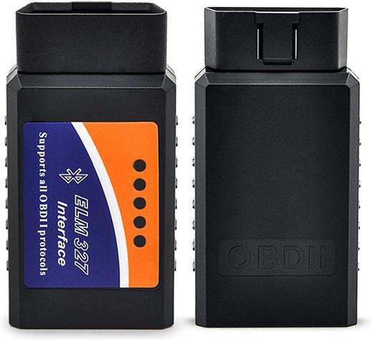 OBD2 scanner bluetooth   ELM327   OBDII   auto computer uitlezen   Car reader   Diagnose