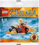 LEGO Chima Worriz' Fire Bike - 30265