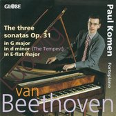 Beethoven : The Piano Sonatas Vol 3: The Sonatas F