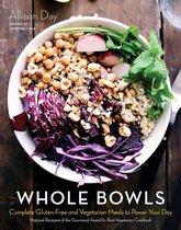 Boek cover Whole Bowls van Allison Day