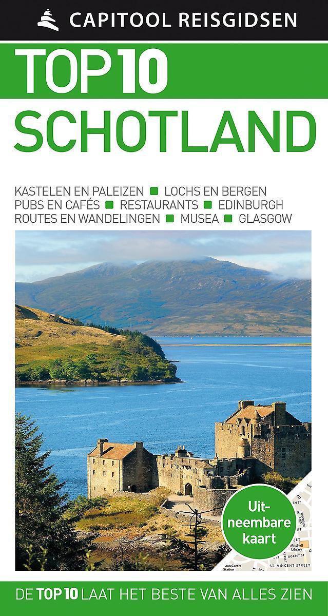 Capitool Reisgids Top 10 Schotland - Capitool